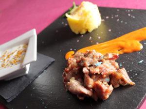 Elaboraciones de Ternasco de Aragón - Plato Restaurante Rufino