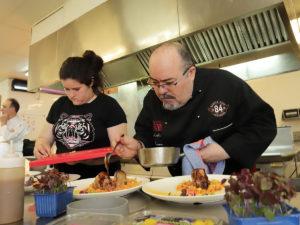 Finalistas del Concurso del Ternasco de Aragón - Restaurante El Foro 1998