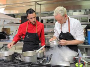 Finalistas del Concurso del Ternasco de Aragón - Restaurante Saborea