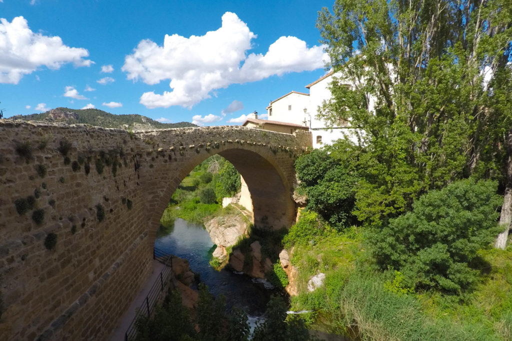 Camino al Matarraña, la Toscana española - Beceite