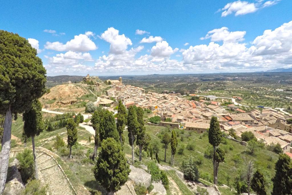 Camino al Matarraña, la Toscana española - La Fresneda