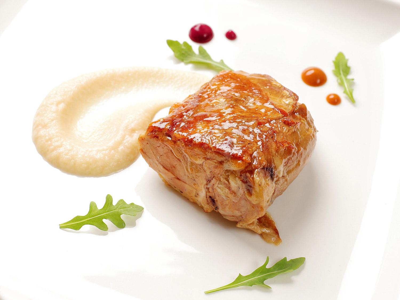 Paletilla de Ternasco de Aragón - Urola restaurante