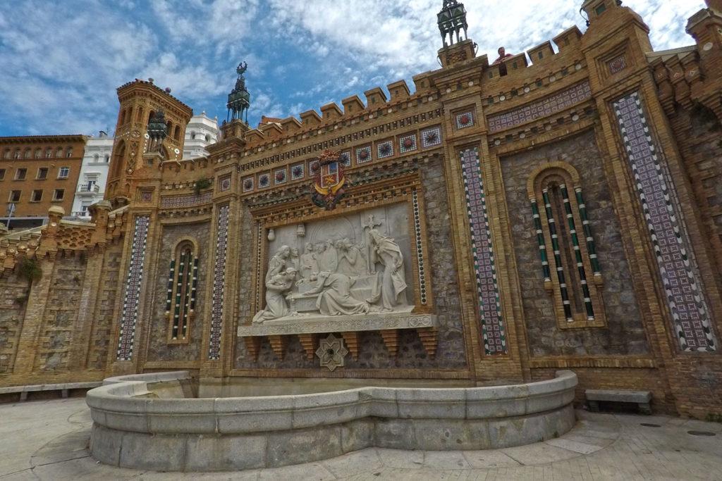 Teruel, la ciudad del amor - escalinatas