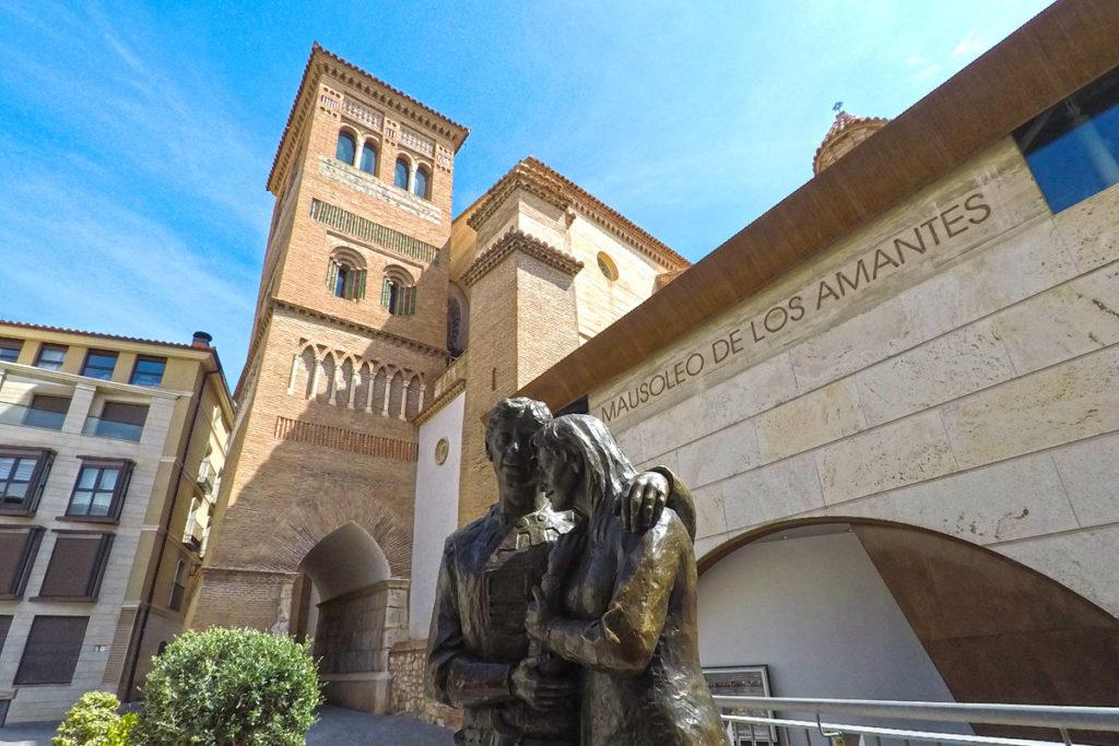Teruel, la ciudad del amor - Mausoleo de los Amantes