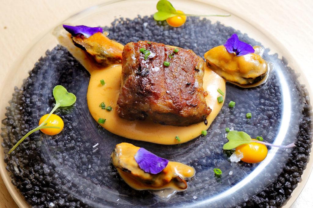 Teruel, la ciudad del amor - tapa del restaurante Método