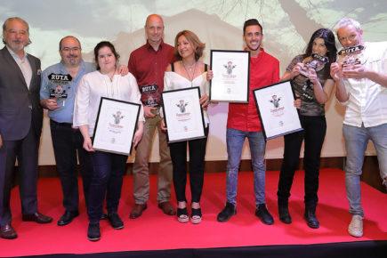 Vencedores del Concurso del Ternasco de Aragón 2018