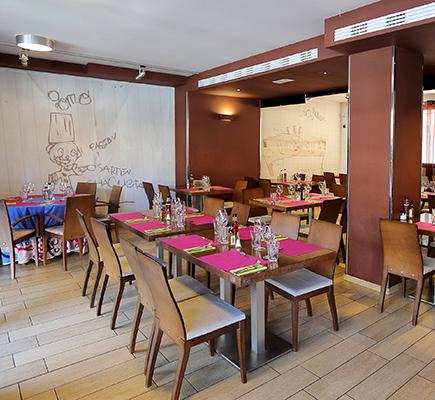 Restaurante Dommo de Huesca