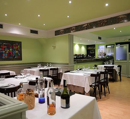 Restaurante La Menta