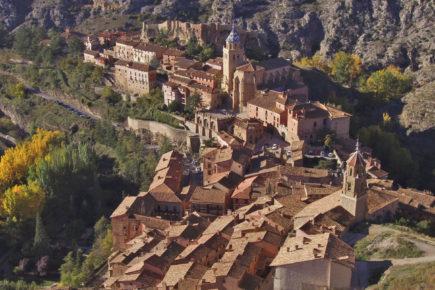 Albarracín, el pueblo más bonito de España