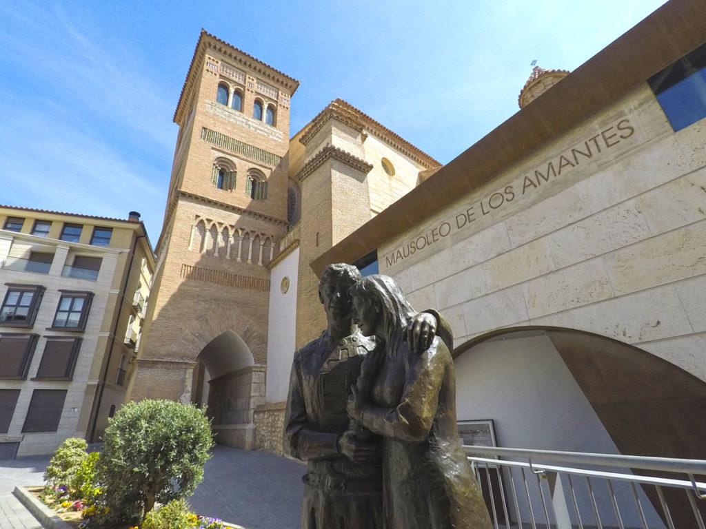 Mausoleo de los Amantes | Teruel, una ciudad para enamorarse