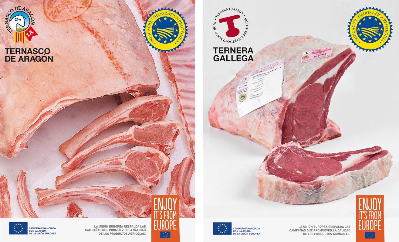 Carnes con Estilo   Ternasco de Aragón y Ternera Gallega