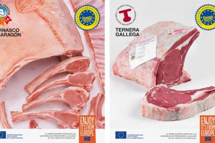 Carnes con Estilo | Ternasco de Aragón y Ternera Gallega