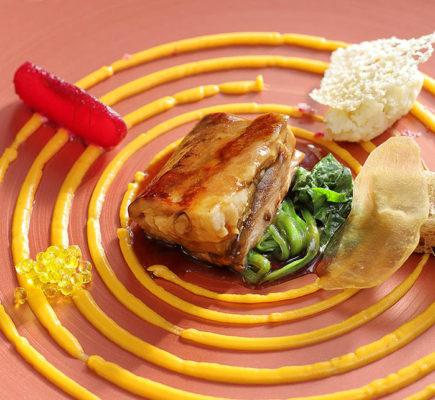 Carrillón de Ternasco de Aragón asado | Vidocq restaurante Formigal