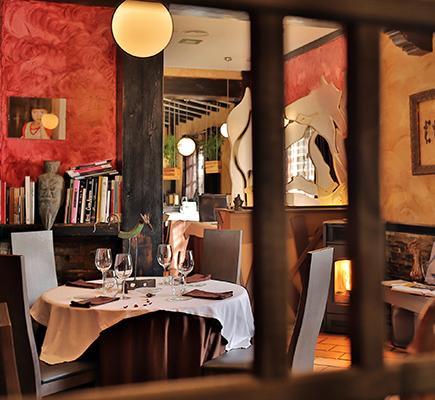 Vidocq Restaurante Formigal