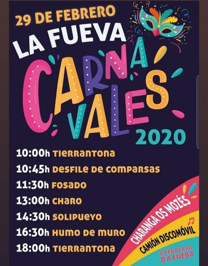 Carnaval de La Fueva 2020