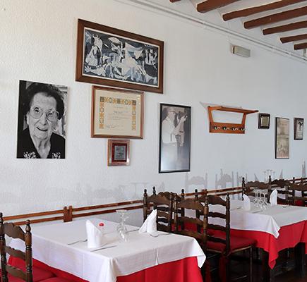 Fonda Alcalá | Club del Ternasco de Aragón