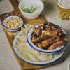 Churrasquitos de Ternasco de Aragón, un snack sabroso y divertido