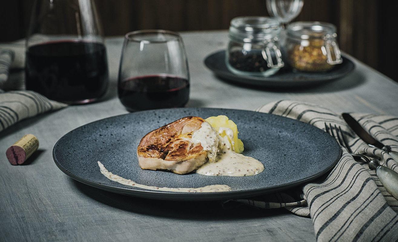 Tournedó de Ternasco de Aragón a la mostaza | Carnes con Estilo