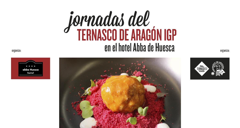 Jornadas del Ternasco de Aragón IGP en el hotel ABBA Huesca