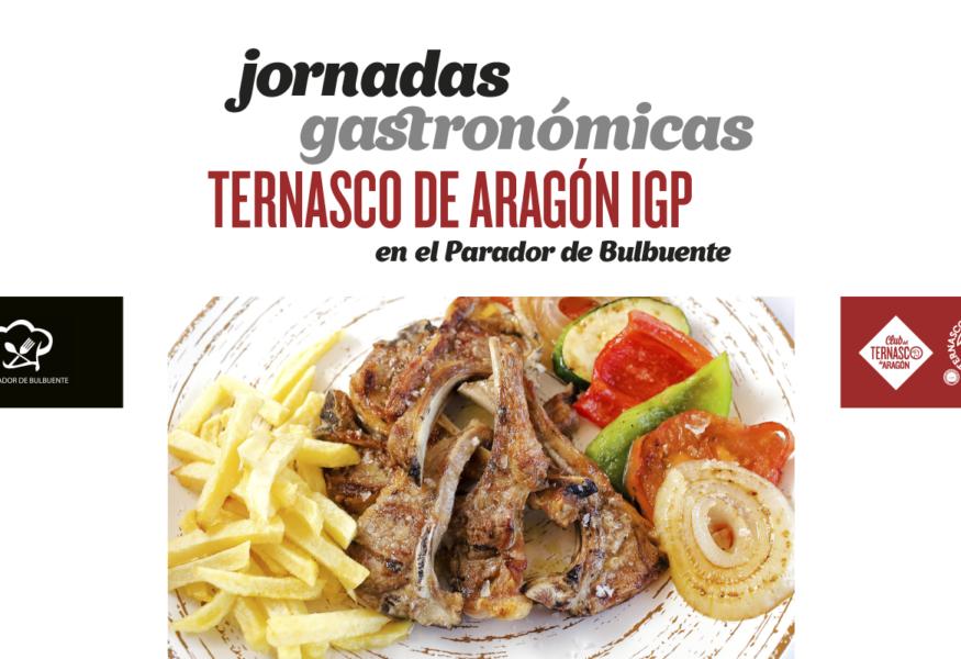 Jornadas gastronómicas del Ternasco de Aragón IGP en el Parador de Bulbuente