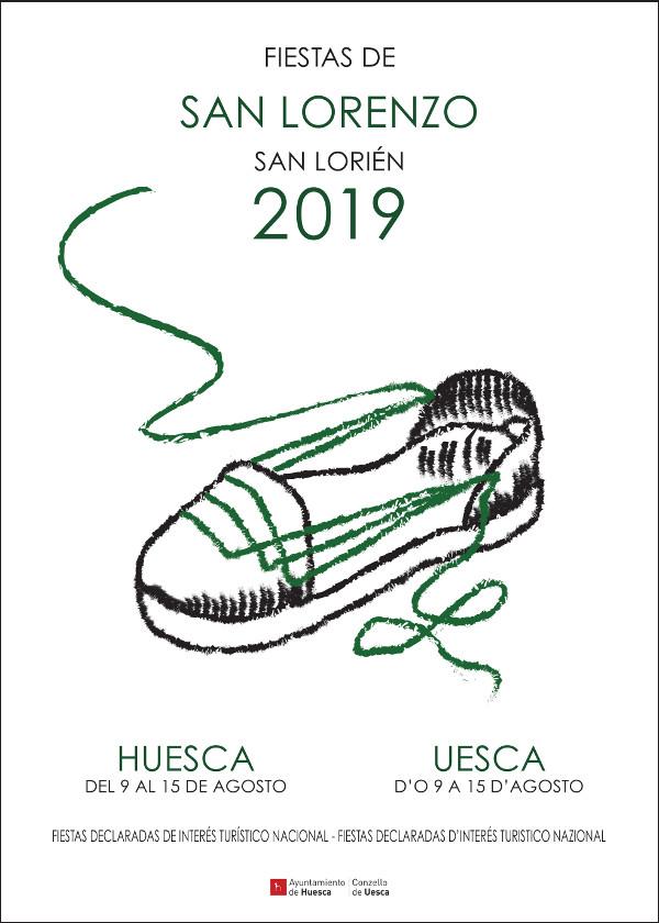 Cartel de San Lorenzo 2019