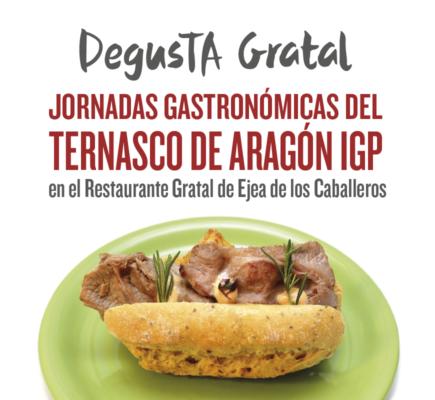 DegusTA Gratal | Jornadas gastronómicas del Ternasco de Aragón IGP