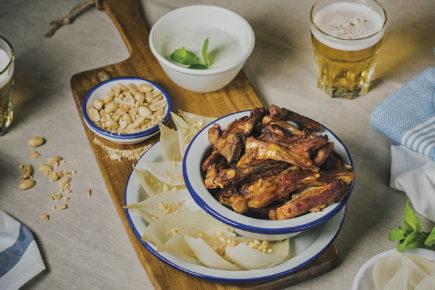 Churrasquitos de Ternasco de Aragón | Carnes con Estilo en la desescalada