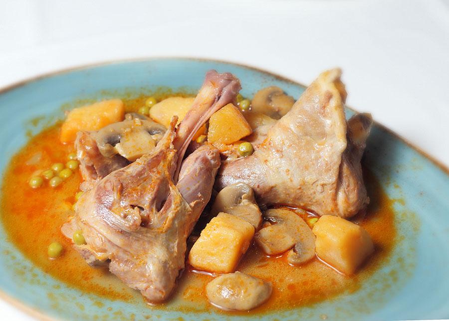 Jarretes de Ternasco de Aragón guisados   concurso de recetas esenciales