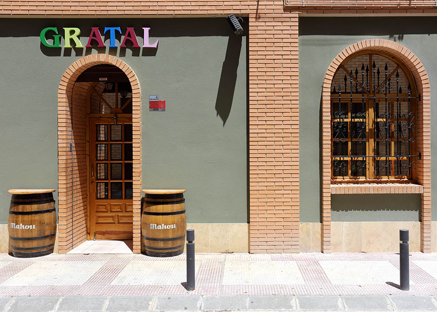 Bocadillo Jorgito de Ternasco de Aragón | Restaurante Gratal