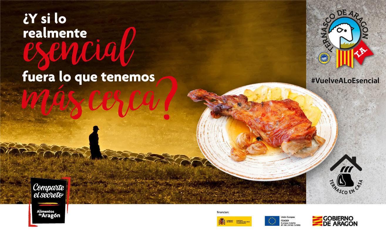 Vuelve a lo esencial | Ternasco de Aragón