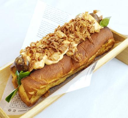Hot dog de Ternasco de Aragón | Aki Te Espero