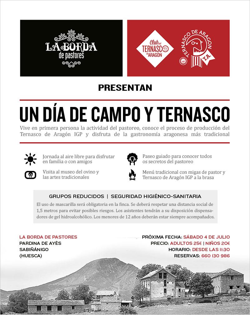 Un día de campo y ternasco | Club del Ternasco de Aragón