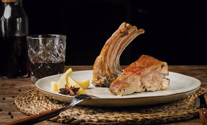 Costillar de Ternasco de Aragón IGP | Carnes con Estilo