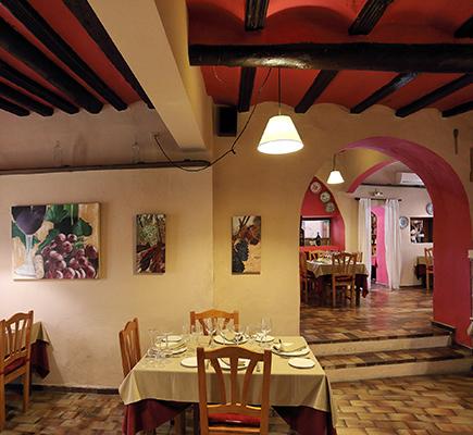 Restaurante La Rebotica | Club del Ternasco de Aragón