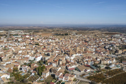 Calanda en el Bajo Aragón | Ruta Ternasco