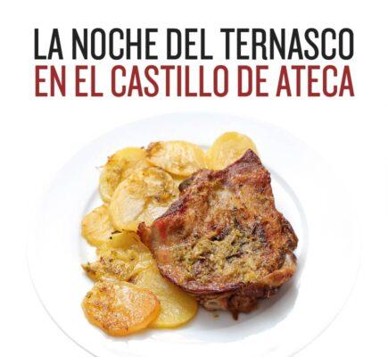 La noche del Ternasco en el Castillo de Ateca
