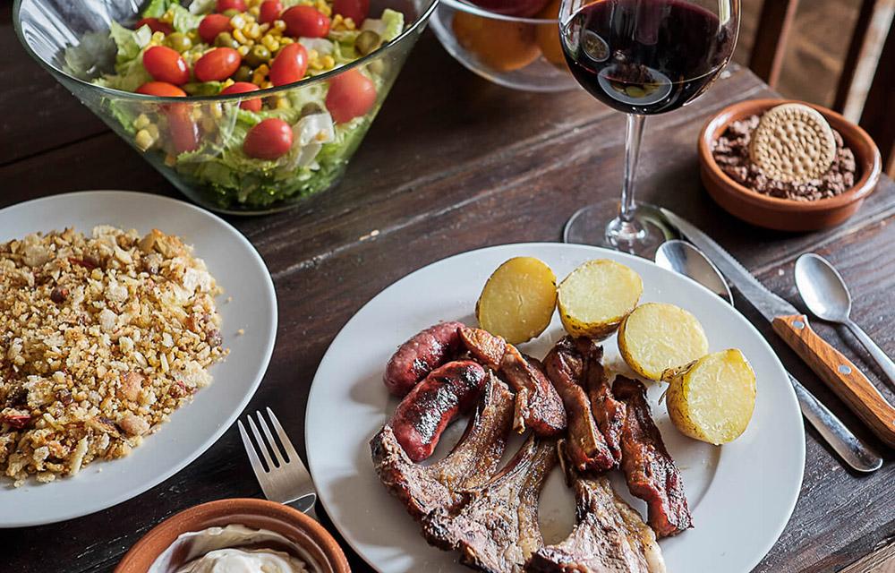 Restaurante de La Borda de Pastores